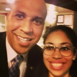 lulu-matute-and-cory-booker-photo