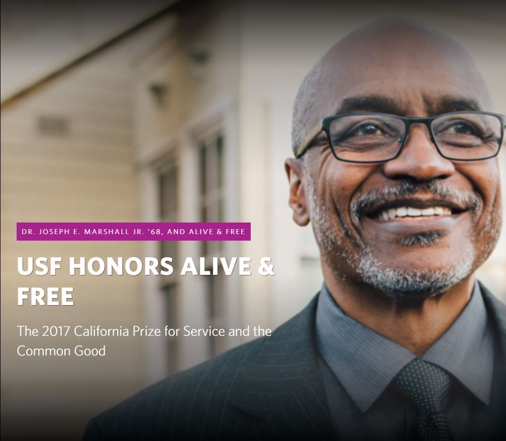 Dr marshall California prize